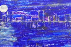 cityScape4_2012 Mixed on cardstock 13x46_1200(C)