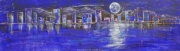 cityScape8_2012 Mixed on cardstock 13x46_1200(C)