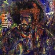 Hendrix Graffiti